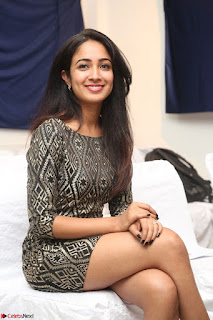 Aditi Chengappa Cute Actress in Tight Short Dress 062.jpg