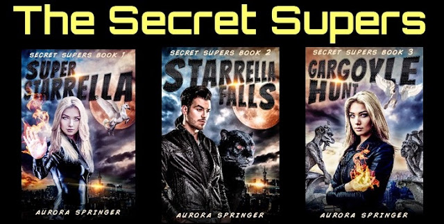 Secret Supers Series
