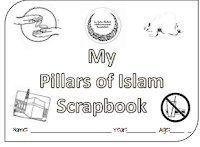 Pillars of Islam Scrapbook