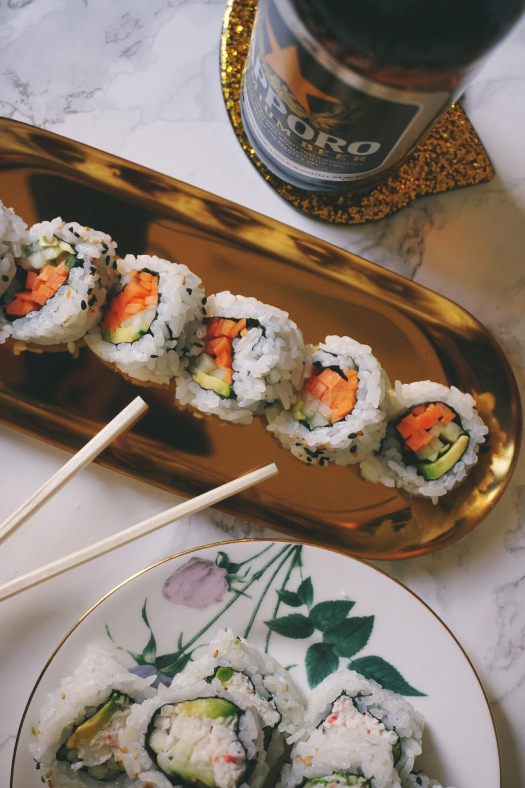 how to find vegetarian friendly sushi carmen varner. Black Bedroom Furniture Sets. Home Design Ideas