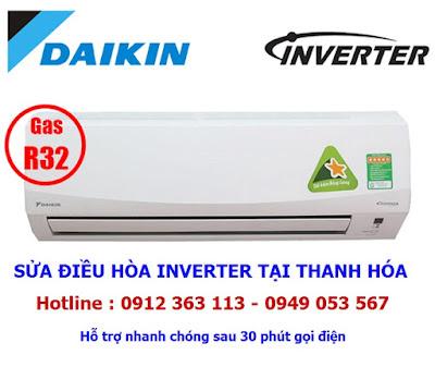 Sửa điều hòa inverter tại Thanh Hóa