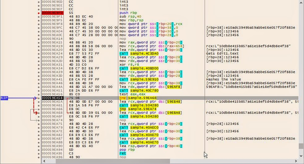 Reverse Engineering Tips: An Introduction To x64dbg
