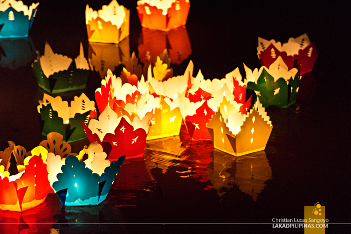 Hoi An Floating Paper Lanterns