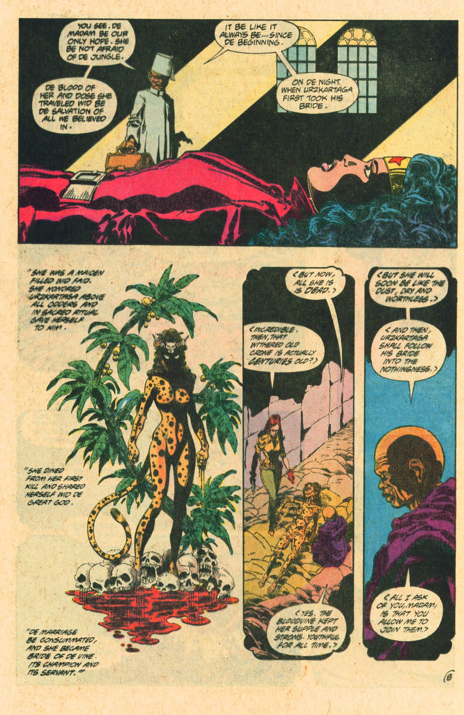 Read online Wonder Woman (1987) comic -  Issue #29 - 10