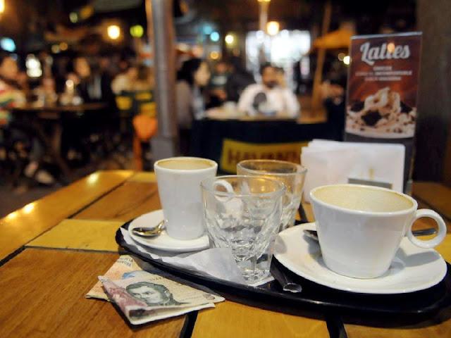 Mais dicas sobre as gorjetas em Córdoba