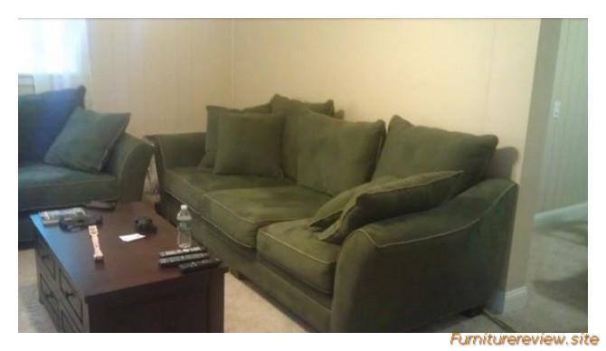 Briarwood Microfiber Sofa Furniture Review
