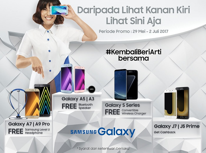 Samsung Promo Ramadhan 2017