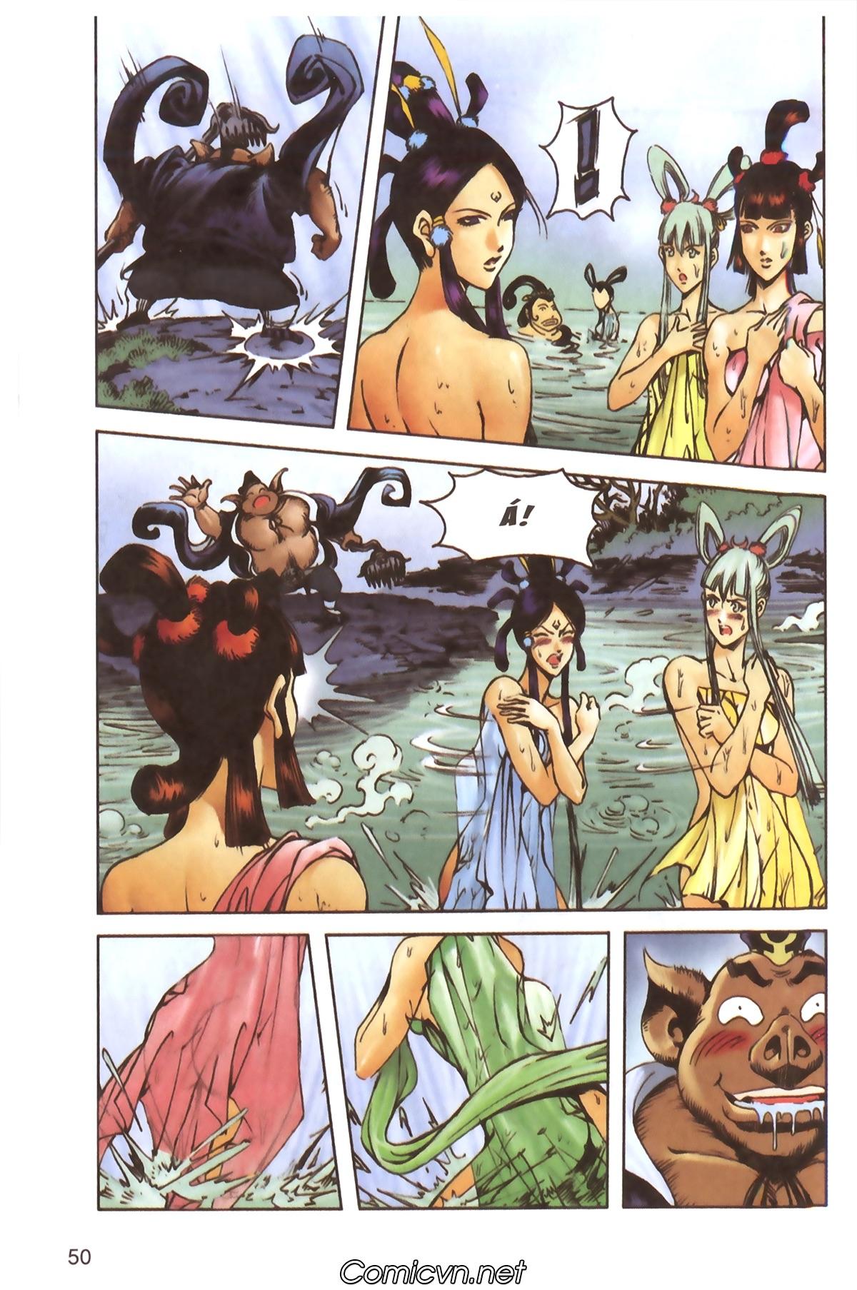 Tây Du Ký màu - Chapter 115 - Pic 16