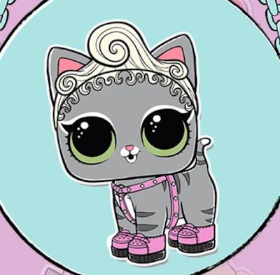 Кошка L.O.L. Pets P-035