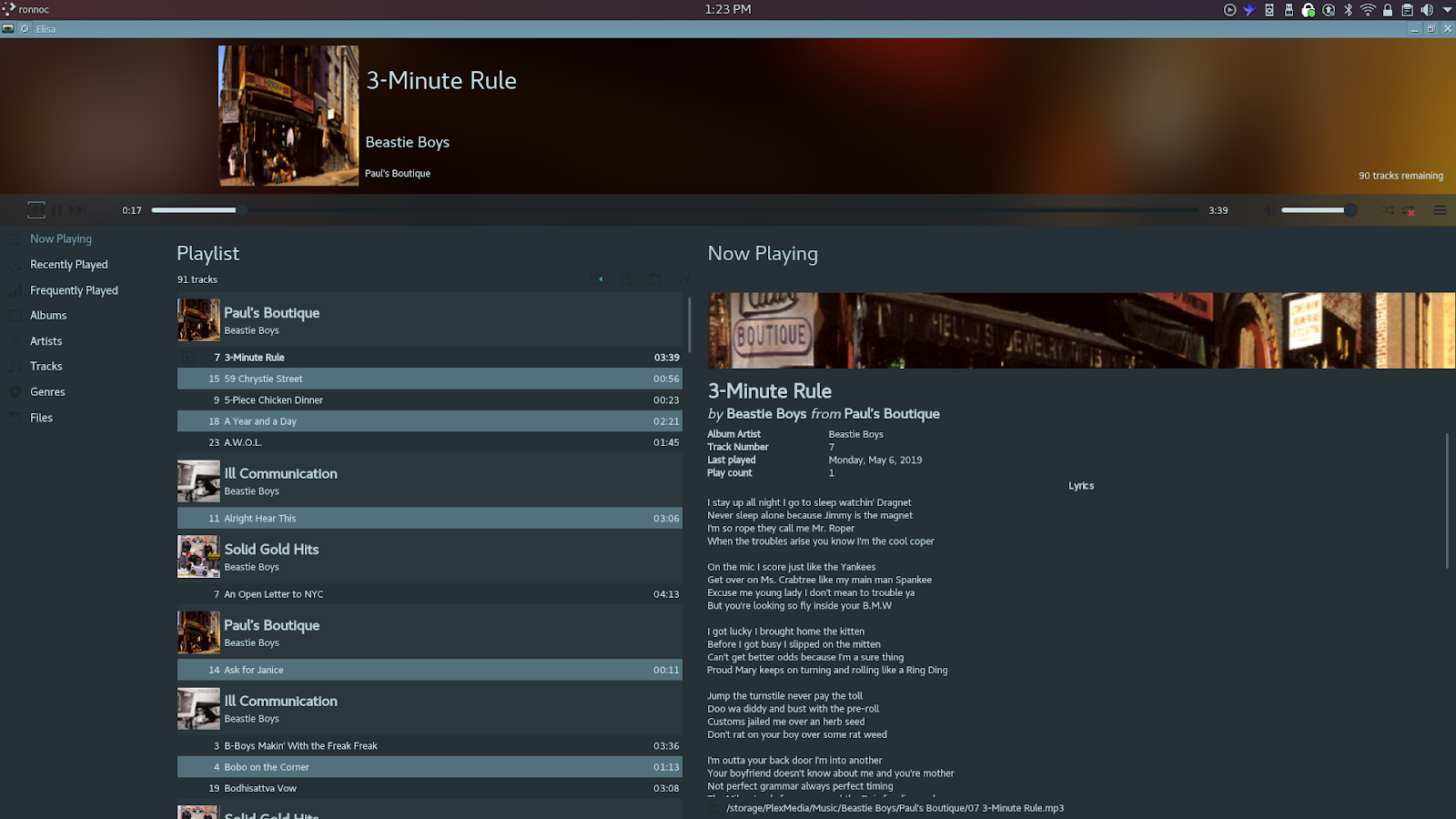 K * Digest!: Elisa Music Player Sees More New Features And A
