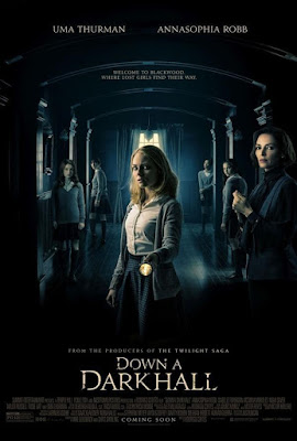 Down a Dark Hall 2018 DVD R4 NTSC Latino
