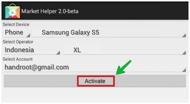 Perangkat Android Anda Tidak Kompatibel Dengan Versi Ini Handroot