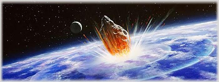qual a chance de um asteroide atingir a Terra?
