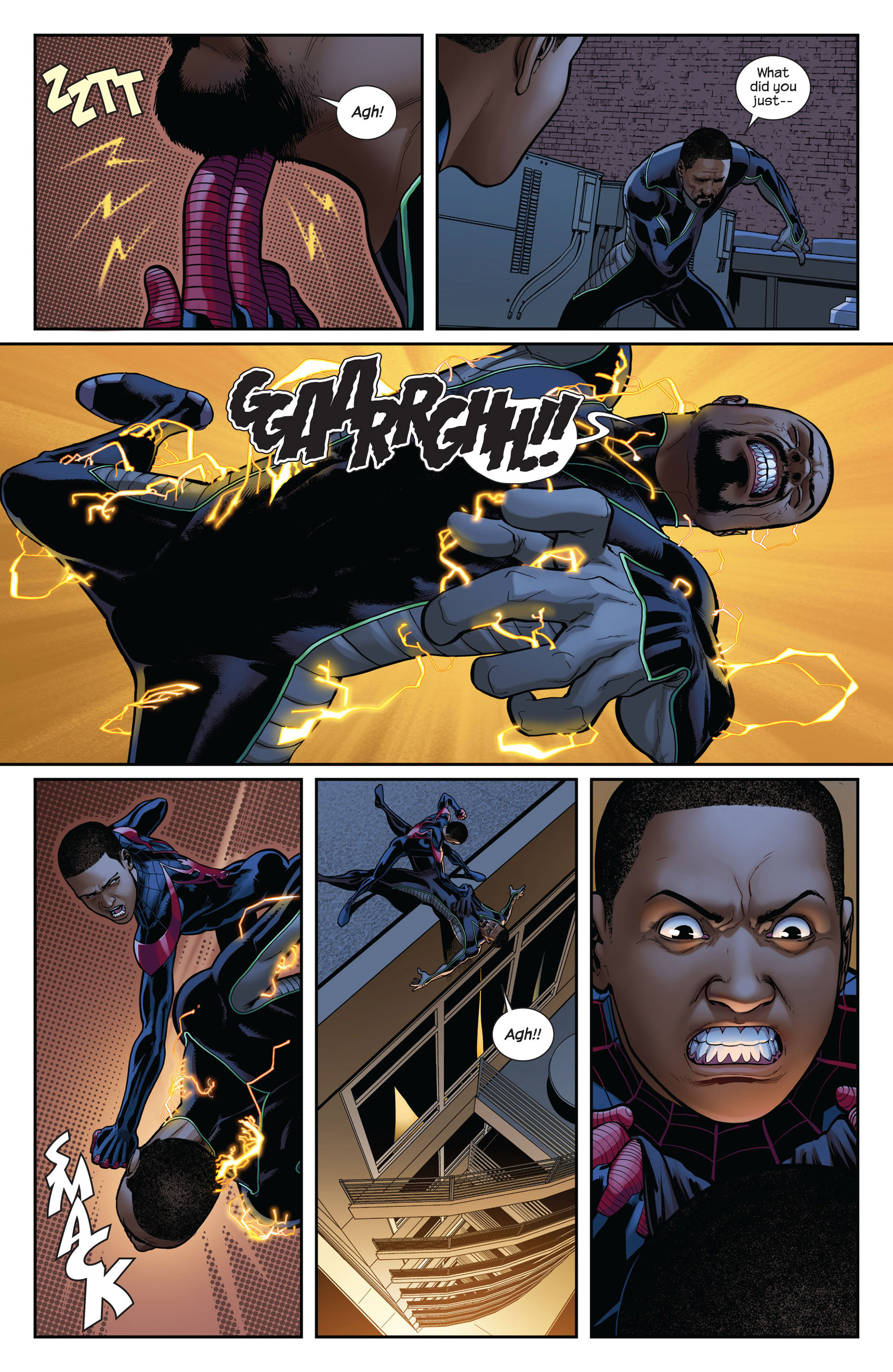 Read online Ultimate Comics Spider-Man (2011) comic -  Issue #10 - 9