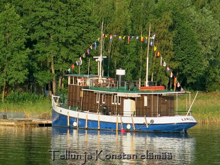 Vesijärvi Risteily