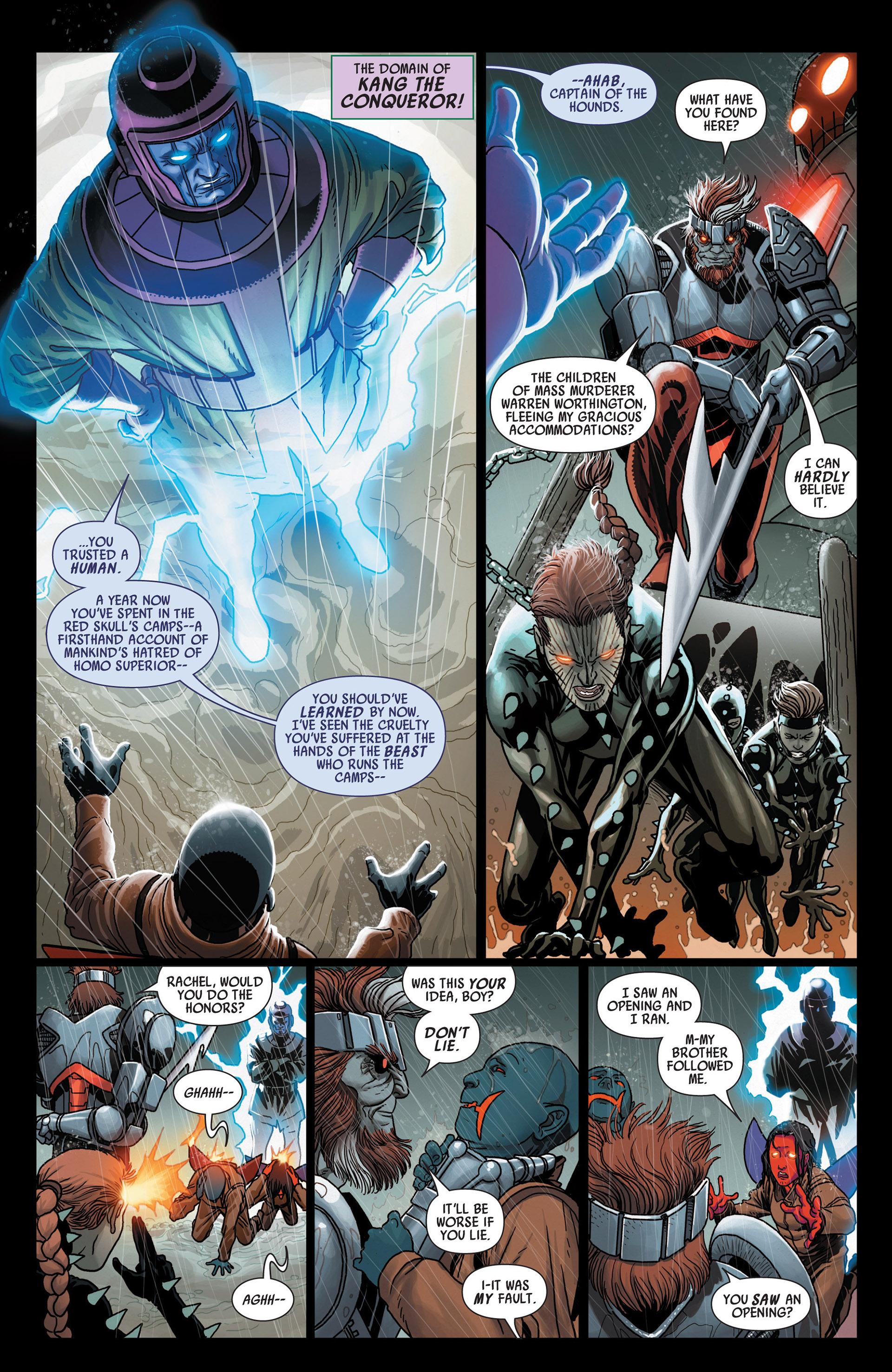 Read online Uncanny Avengers (2012) comic -  Issue #12 - 4