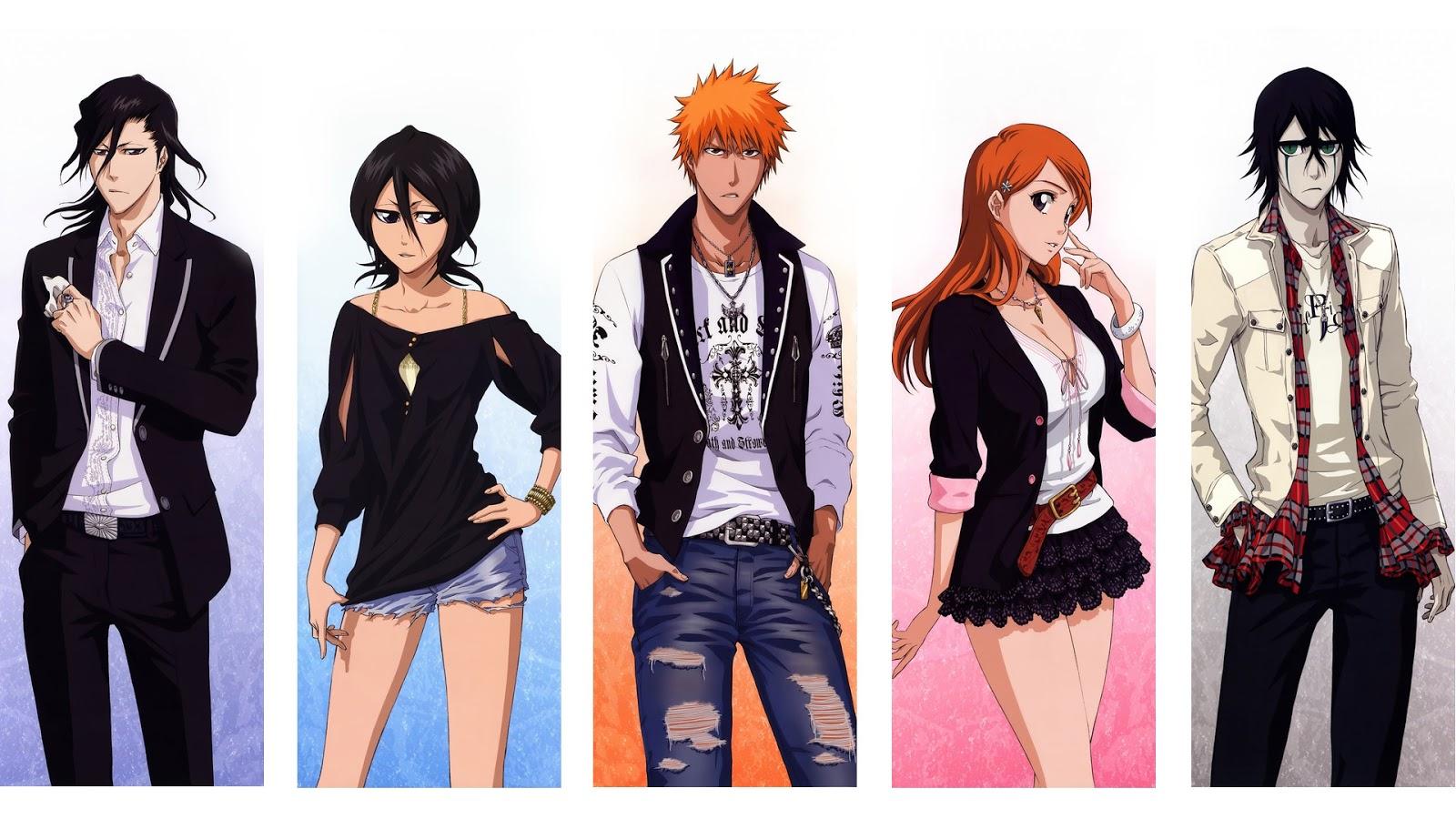Romantic Anime Couple Wallpapers