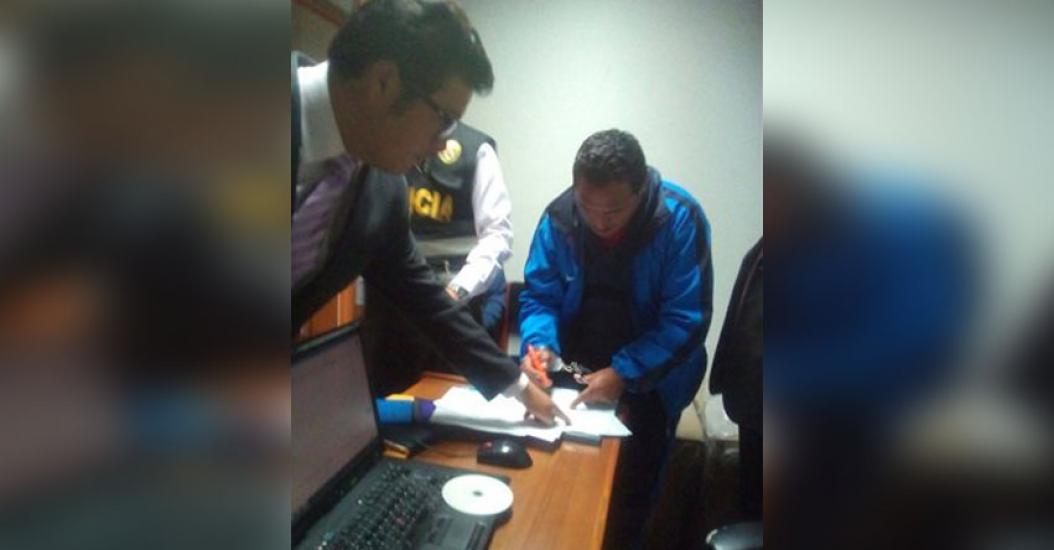 Funcionario de la UGEL de Ocros fue detenido recibiendo coima de 200 soles - DRE Huaraz