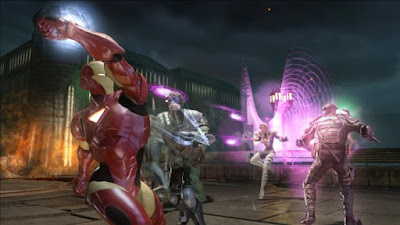 Download Game Marvel Ultimate Alliance Full Version