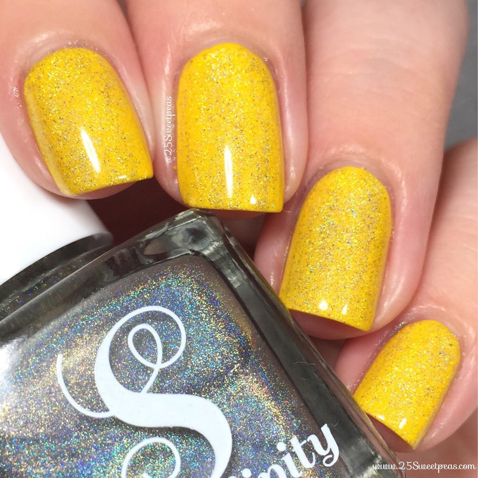 Serendipity Nail Polish Bottomless Mimosas
