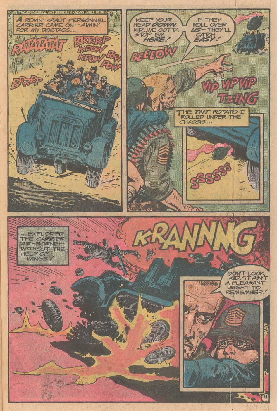 Read online Sgt. Rock comic -  Issue #357 - 12