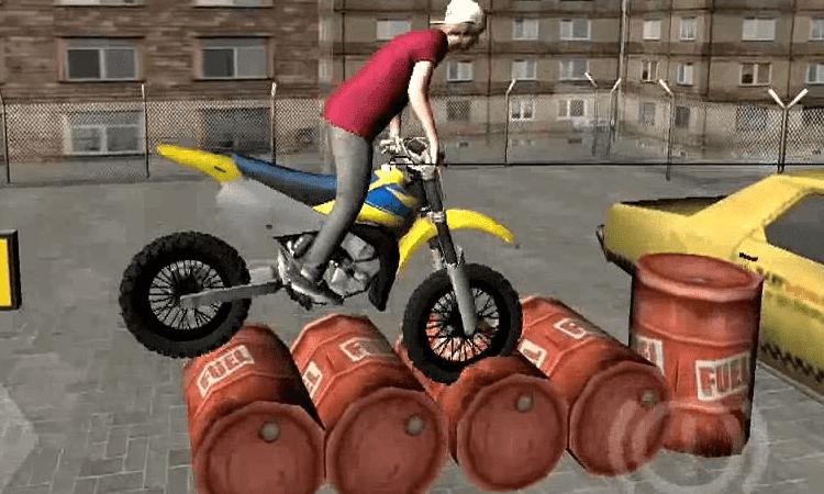 تحميل لعبة دراجات نارية bike racing 3d