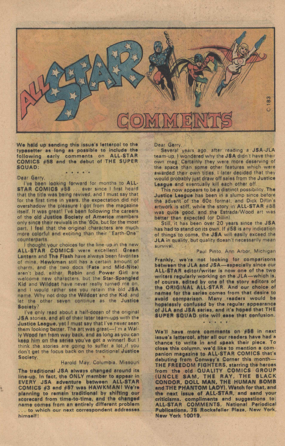Read online All-Star Comics comic -  Issue #59 - 12