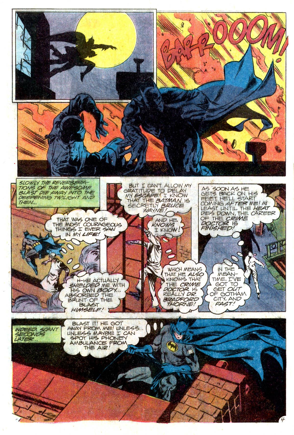 Detective Comics (1937) 495 Page 4