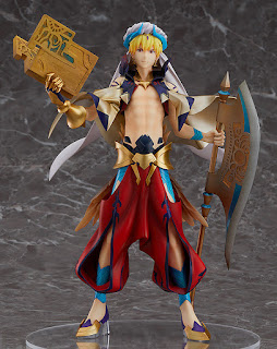 "Caster / Gilgamesh 1/8 de ""Fate/Grand Order"" - Orange Rouge"