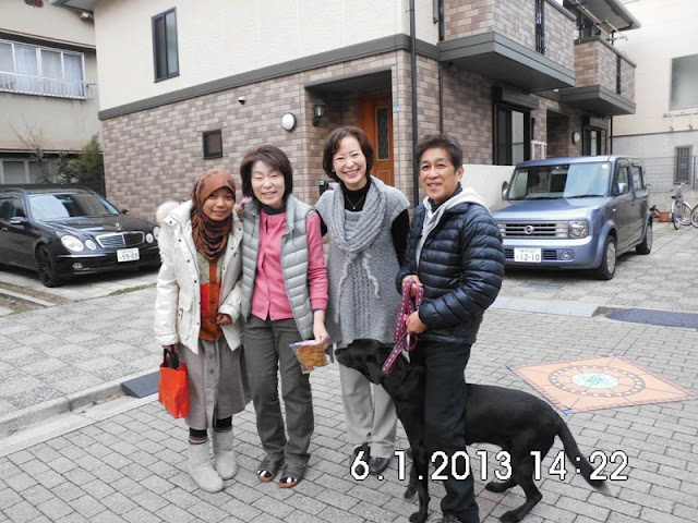 Farewell Party in Japan