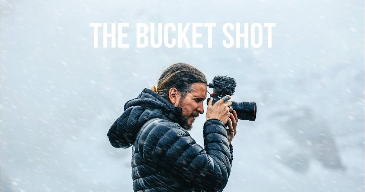 The Bucket Shot By Peter Mckinnon Blog Photography Tips