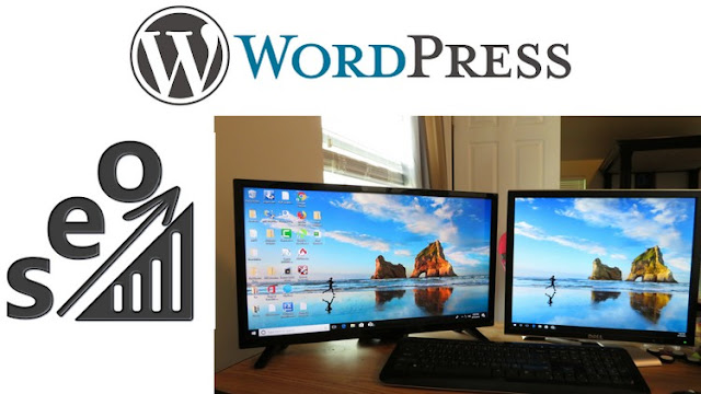 Learn How To Build A Website On WordPress Using SEO 2018