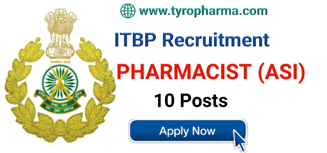 itbp recruitment 2018,itbp recruitment admit card,pharmacist recruitment 2018,itbp recruitment 2018 : asi (pharmacist/ lab technician),itbp jobs recruitment 2018,indo-tibetan border police force recruitment