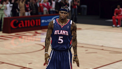 NBA 2K13 MyPlayer Various Arm Tattoos Mod