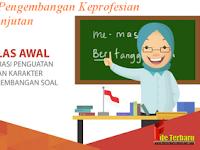 Modul Pengembangan Keprofesian Berkelanjutan (PKB) SD Kelas Awal Lengkap