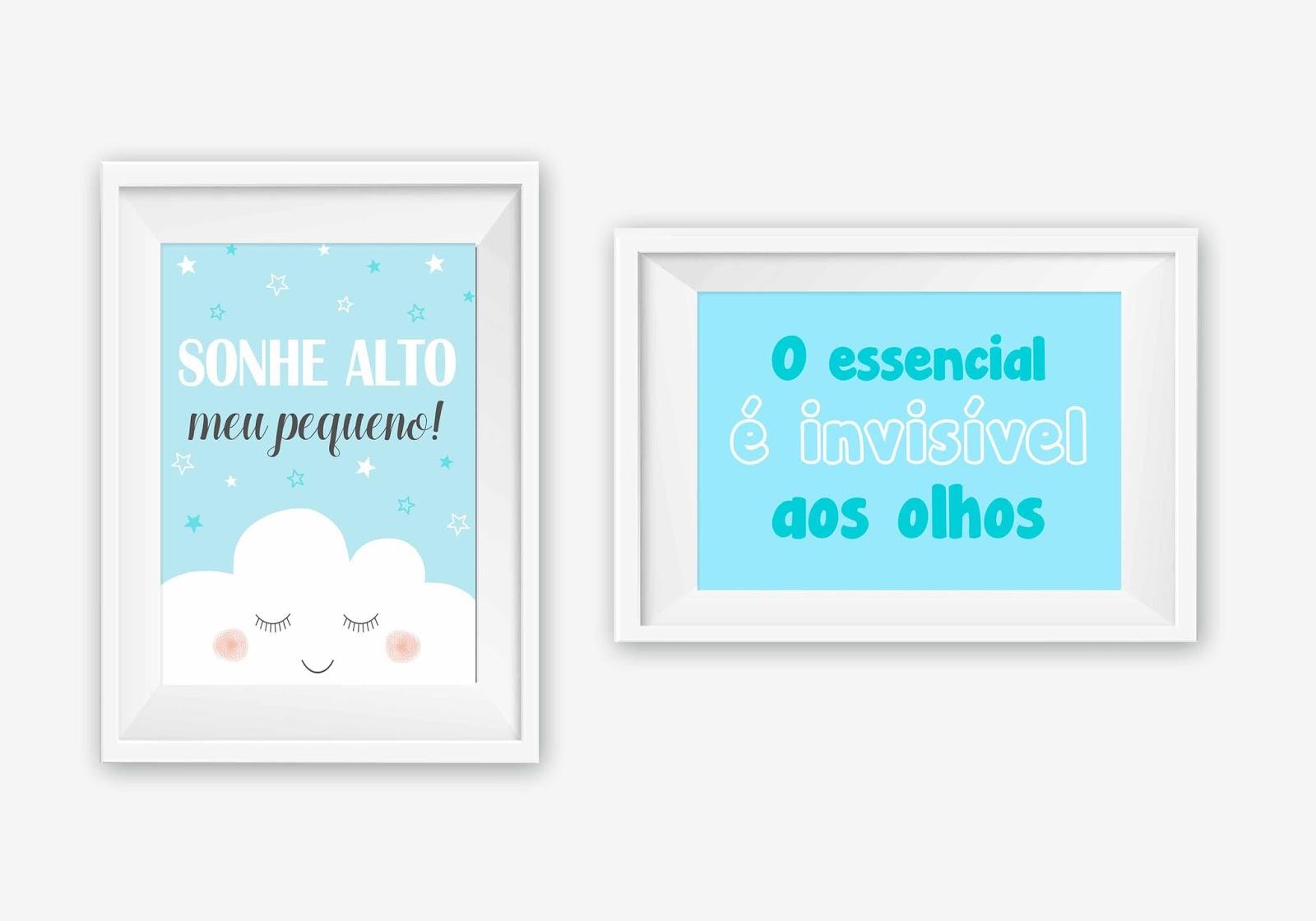 Charme Papeteria Quadrinhos Na Decora O Do Quarto Do Beb  ~ Quarto De Bebe Parede Com Poster Decoração Quarto