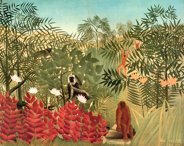 Henri Rousseau Ormanda