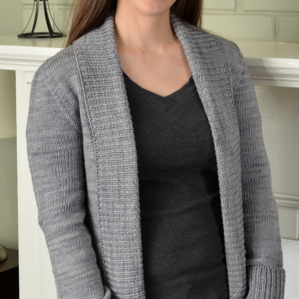 cozy birdhouse | georgetown cardigan