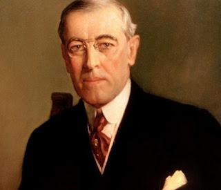 Biodata Biography Profile Woodrow Wilson Terbaru and Complete