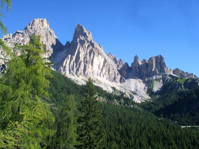 Sentieri facili in Cadore, trekking facili in Cadore, Passeggiate facili in Cadore