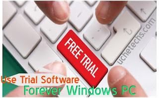 Extend Trial Software Forever Without Expiration