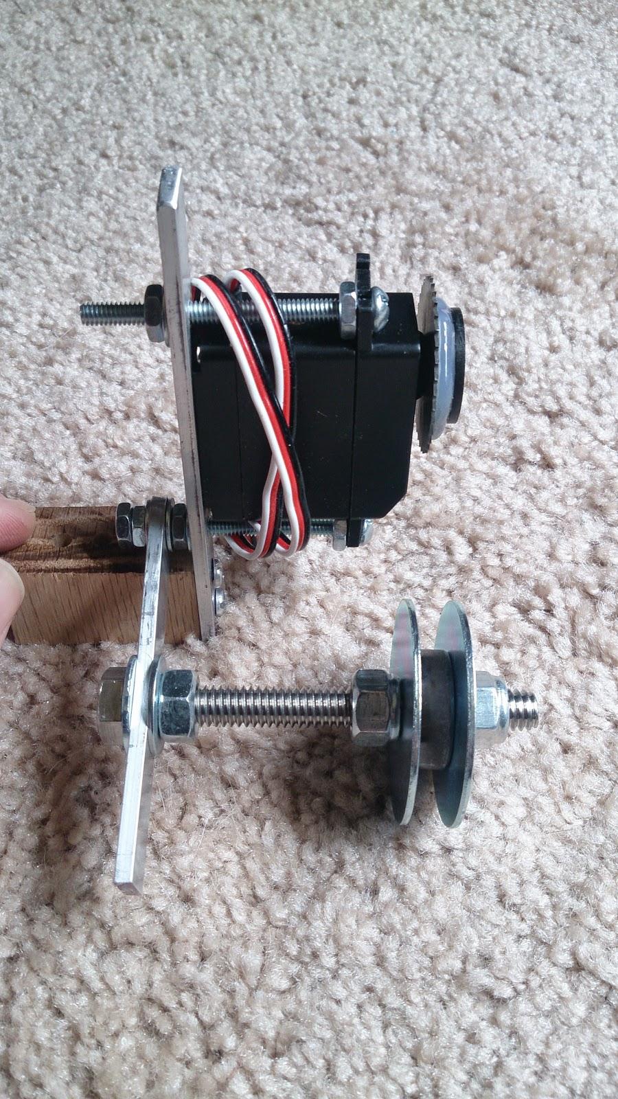2014-05-03 (Sa) Upcycled 3D Printer