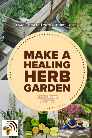 Health garden at home easy