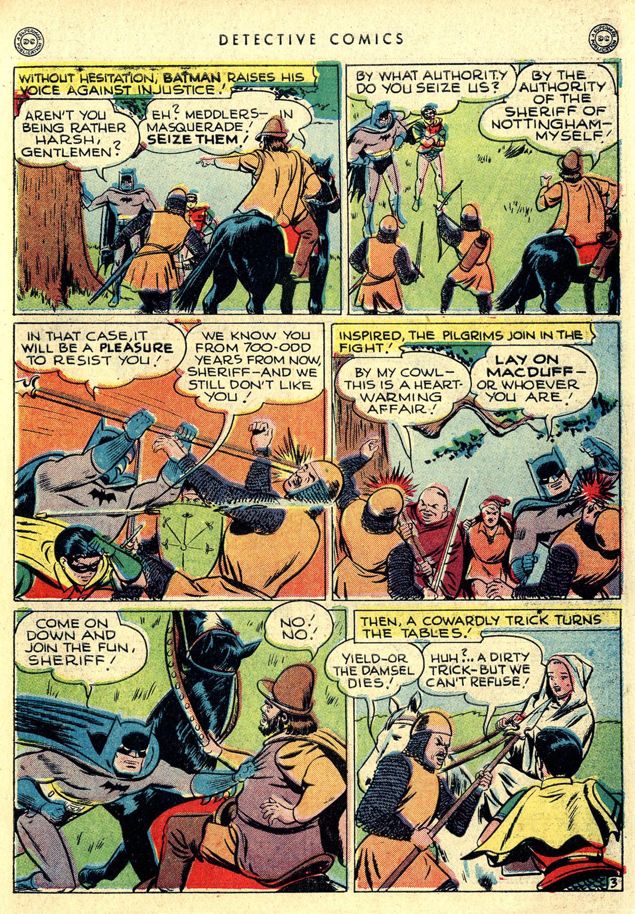 Read online Detective Comics (1937) comic -  Issue #116 - 5