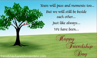 friendship Day Sweet Messages