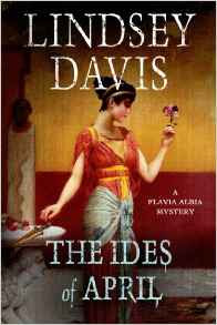 Book Review. The Ides of April, by Lindsey Davis