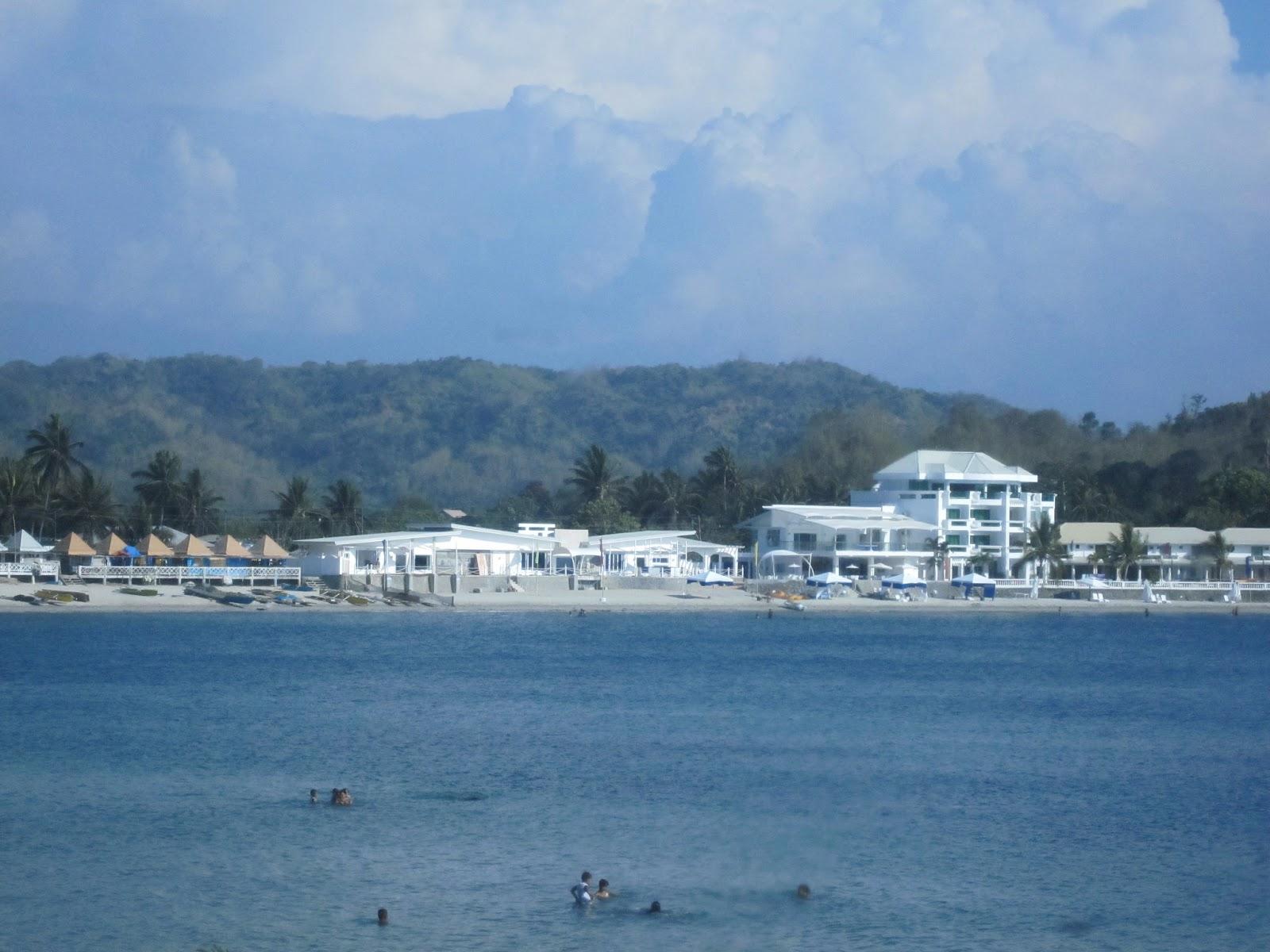 Santiago Cove And Beach In Brgy Sabangan Explore Ilocos