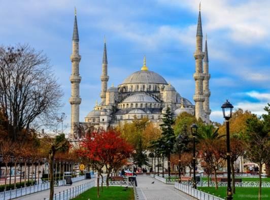 Paket Tour Wisata Turki