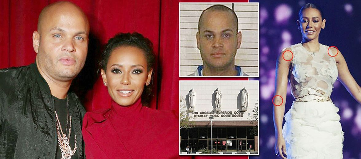 "Mel B's hell: Read full account of marriage to ""abusive and violent"" husband in her own words"