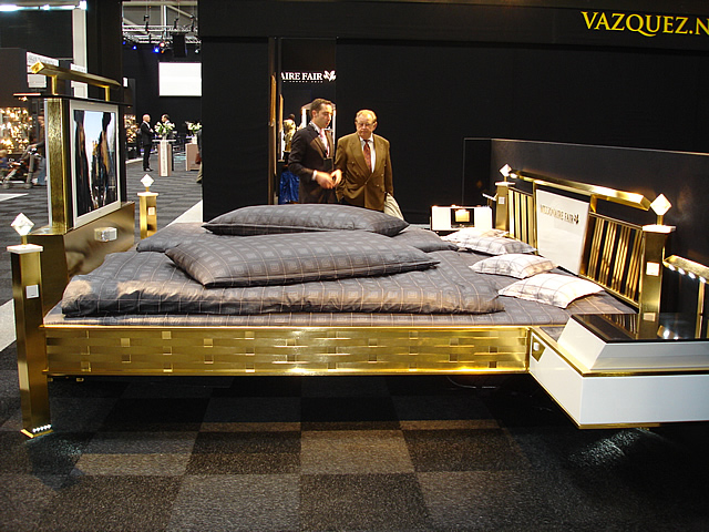 Most Expensive Beds Rockluxury Com